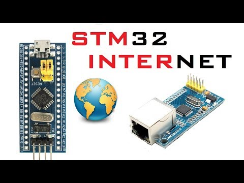 Stm32 Internet WIZNET W5500