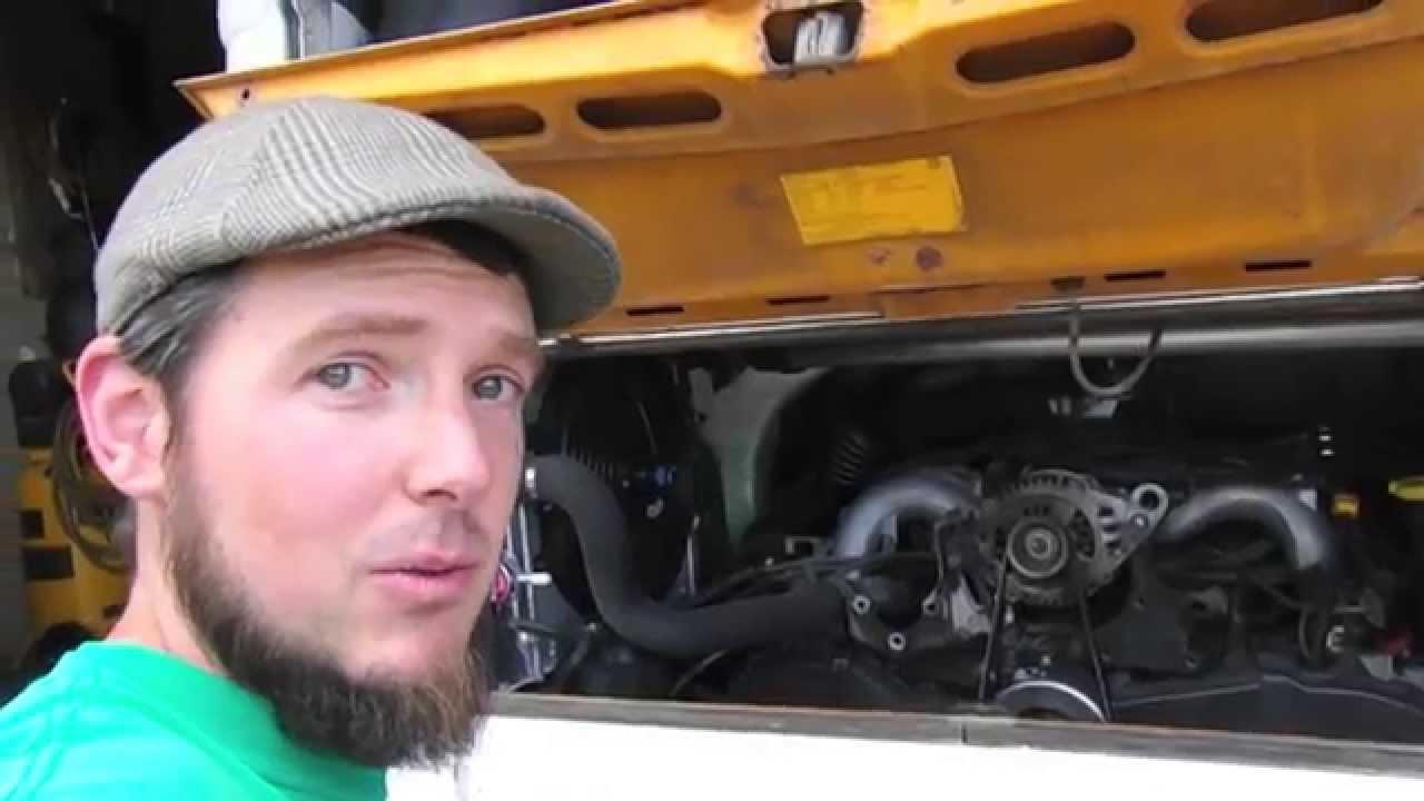 Subaru Engine Starts! - Busaru Engine Conversion Part 9