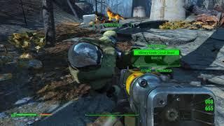 Fallout 4 Main Quest Walkthru | Assaultron gives a clue