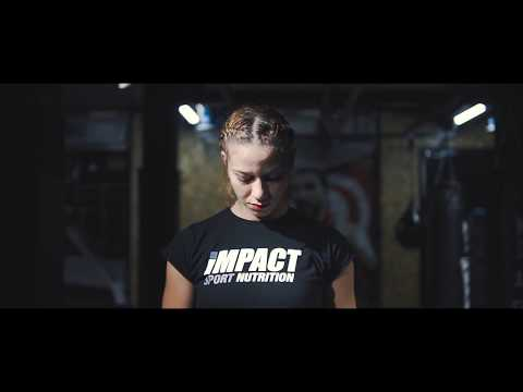 FITNESS CINEMATIC MOTIVATION - IMPACT SPORT NUTRITION