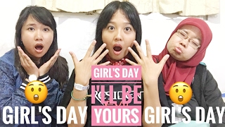Girl's Day 걸스데이 - I'll be yours MV REACTION [MINAH W…