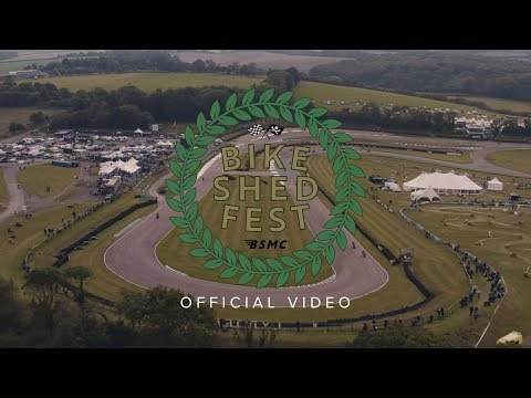 Bike Shed Festival 2019 - Official Video