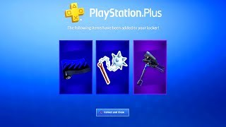 *NEW* PLAYSTATION CELEBRATION PACK In Fortnite.. (FREE ITEMS)
