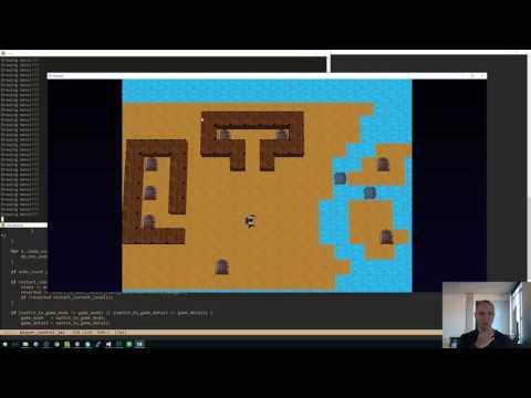 Livestream: Application Programming: Menu