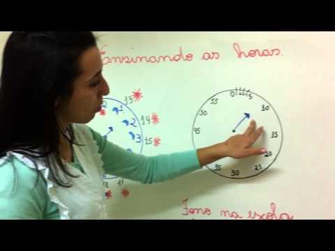 1a2762587e Ensinando as horas - CEAD - UDESC - YouTube