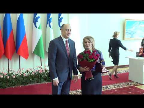 Юрий Коков поздравил многодетных матерей с госнаградой - медалью «Материнская слава»