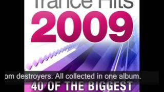 Trance Hits 2009 - 40 of the biggest Trance Anthems