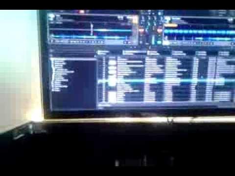 DJ / VJ Lights MIDI Sync Workstation / Ableton / Resolume / DMX / MIDI SYNC