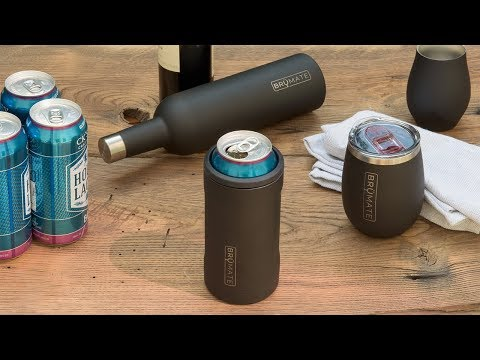 BrüMate | Stainless Steel Beverage Cooler