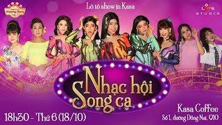 """[LIVE] Gánh lô tô Hương Nam - Lô Tô in Kasa  """" Nhạc Hội Song Ca """""""
