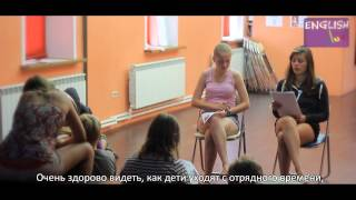English in Action. Volunteer work. Volunteer work in Russia. Best Volunteer work