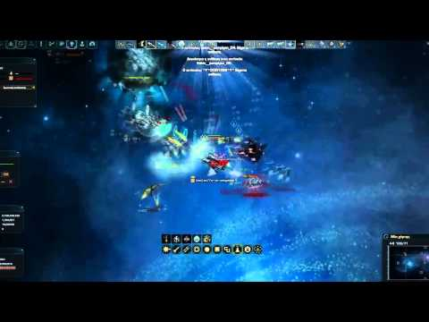 Darkorbit Base destruction Europa Global 5[Top 2]