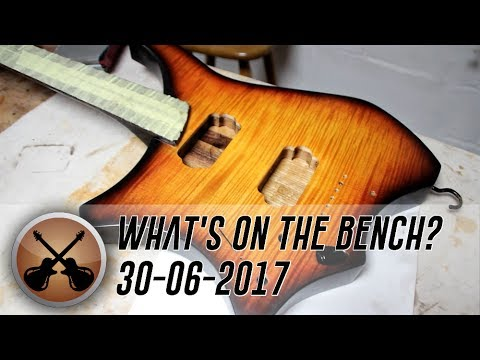 What's on the Bench? - 30th June 2017