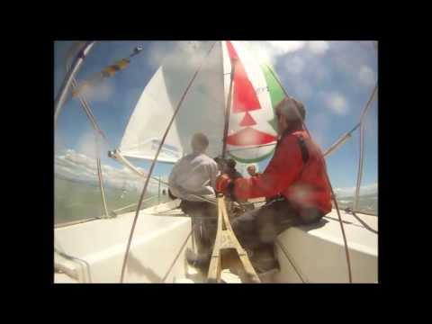 Il CUS Roma Sailing Team al Campionato Italiano J24 2013