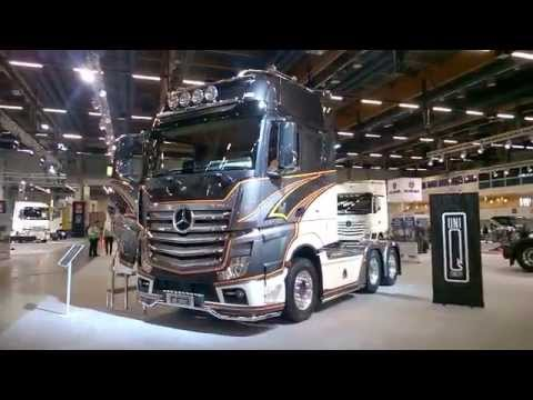 uniq concept mb actros mercedes benz super truck youtube. Black Bedroom Furniture Sets. Home Design Ideas