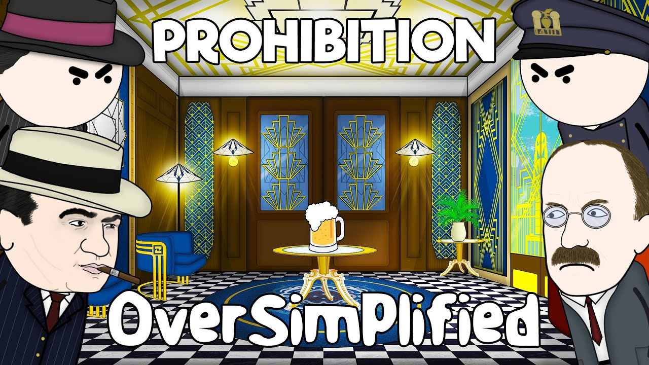 Download Prohibition - OverSimplified