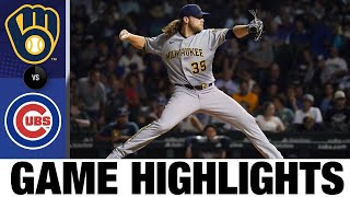 Brewers vs. Cubs Game Highlights (8/11/21)