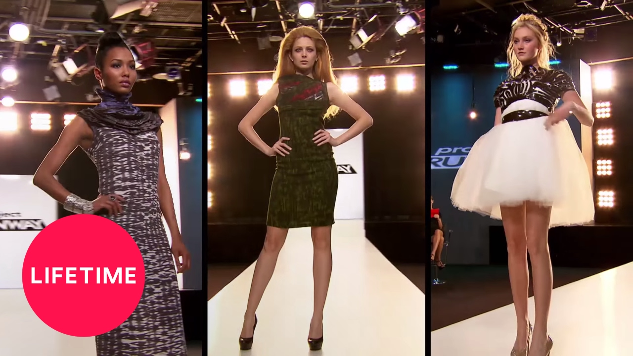 The Best Dresses In Project Runway History Nyfw On Lifetime You