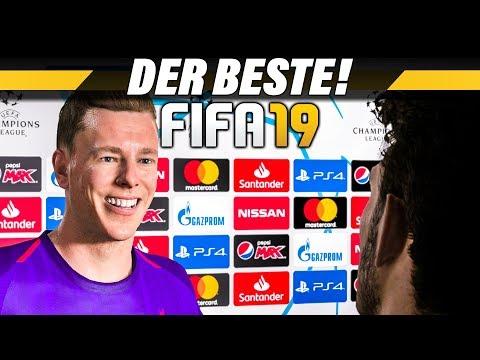 DER BESTE DER WELT! – FIFA 19 The Journey Champions Deutsch #11 – Lets Play 4K Gameplay German