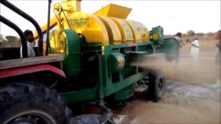 Mini Combine Cutter Thresher machine, Tokri Model cutter Thresher , Crop Thresher (india)