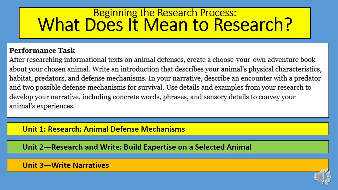 M2 U1 Animal Defenses Lesson 2 Youtube