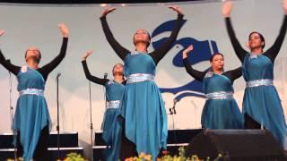 Danza Ministerio Fiesta - Iglesia Cristiana, Sto. Dgo. Rep. Dom.