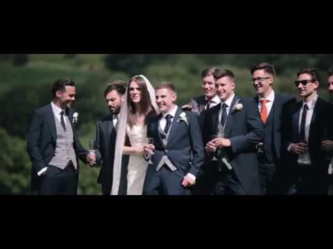 Losehill House Wedding Video Derbyshire-Charlotte and Chris