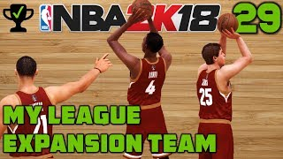 NBA 2K18 My League Ep. 29: A bright future [Realistic NBA 2K18 My League Expansion]