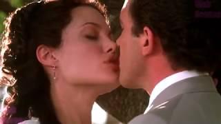 Angelina Jolie All Hot Kissing Scenes