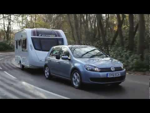 Practical Caravan | Volkswagen Golf 2.0 TDI | Review 2012