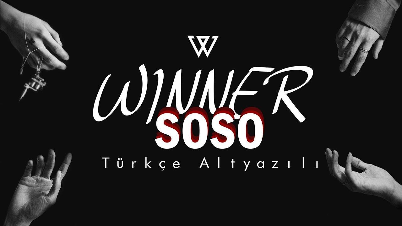 WINNER - SOSO (Türkçe Altyazılı)