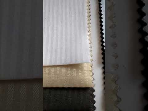Hotel bed sheet fabric manufacturer| satin stripe bedding fabric -fabric from China