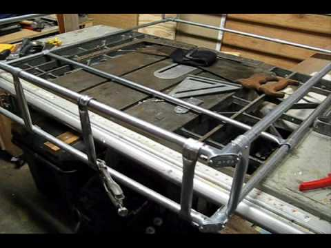 Delightful Project: Truck Roof Rack 4 Of 6