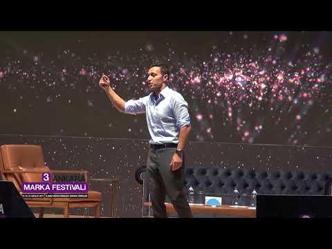 Mustafa Sandal - 3. Ankara Marka Festivali - 2017