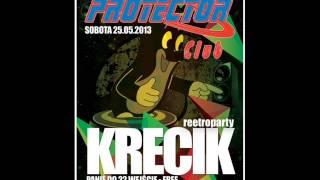 DJ Krecik - PROTECTOR Brzeski - Retro party (25.05.2013)
