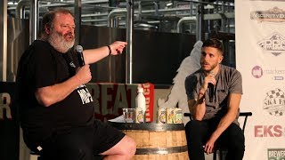 Brew Talks GABF 2017: An interview with Karl Strauss Brewing Co-Founder Chris Cramer