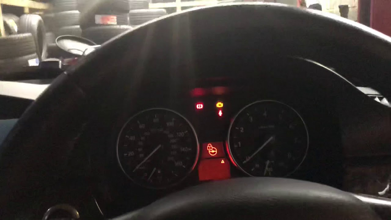 Bmw Electirc Steering Lock Wheel Faulty Reset / Non Starter