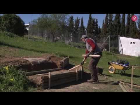 Cómo Hacer Una Plantación En Una Terraza O Pendiente Del Terreno