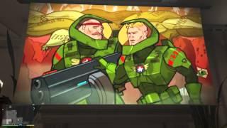 GTA5 Republican Space Rangers