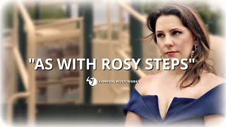 "Short Film | ""As with rosy steps"""