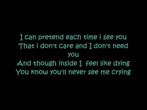 Anything For You  Gloria Estefan  lyrics