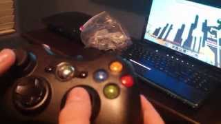 Play Minecraft Pc with a Xbox 360 controller