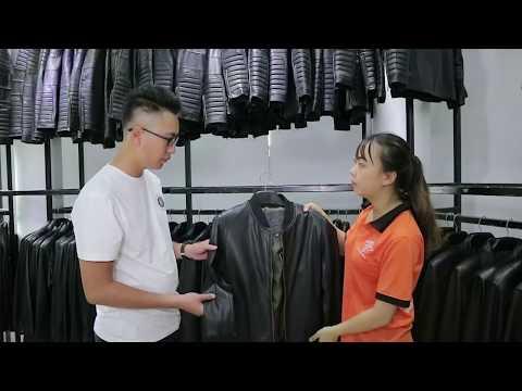 Áo Khoác Da Thật Thương Hiệu FTT LEATHER Việt Nam - Ads1