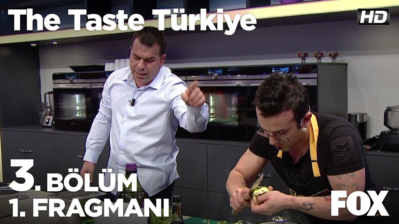 The Taste Türkiye 3. Bölüm 1. Fragmanı