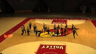uda camp 2014 2015 dancing to the same song
