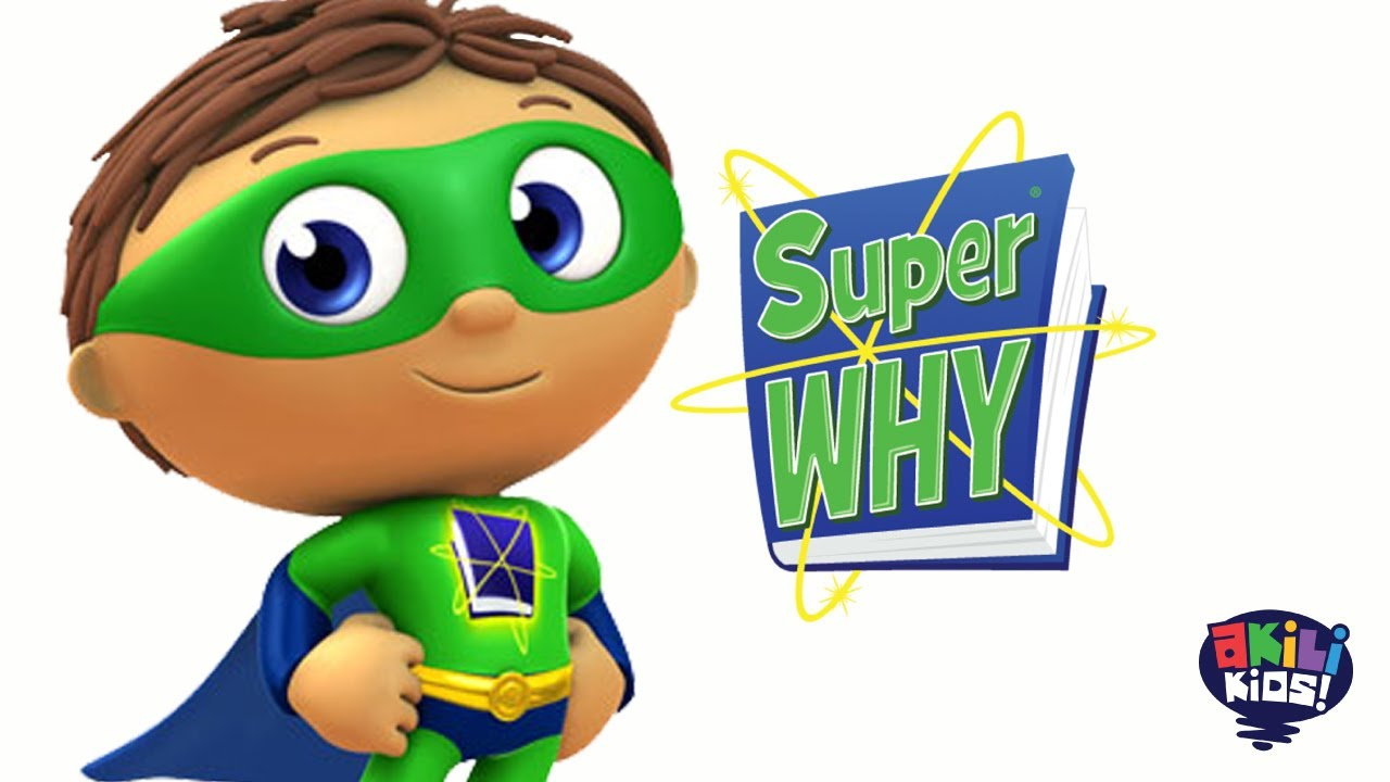 Download Super Why | Introducing the Squad | New Episodes Daily on Akili Kids! TV