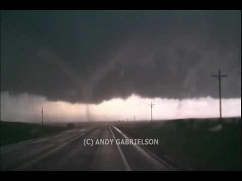 June 16, 2010 Tornadoes near Dupree, SD!