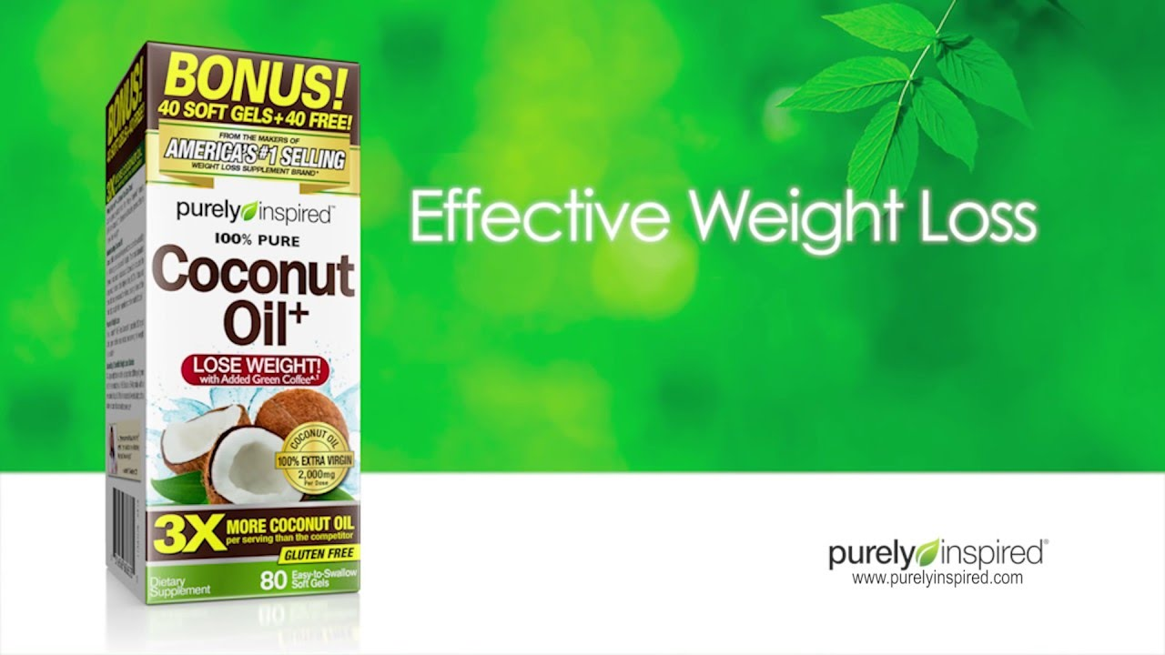Buy herbal coconut weight loss - Purely Inspired Nona S Weight Loss Transformation
