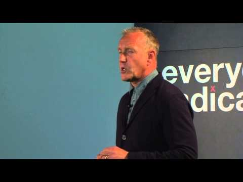 Finding your voice. Punk rock and the DIY mentality : Richard Jobson at TEDxBedford
