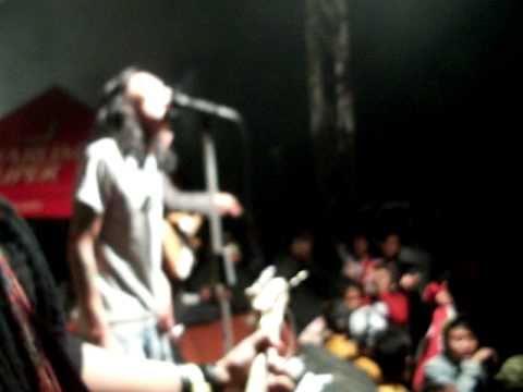Anak Mamih - Siang Malam - Live @ Kawah Kamojang Garut (jambore)